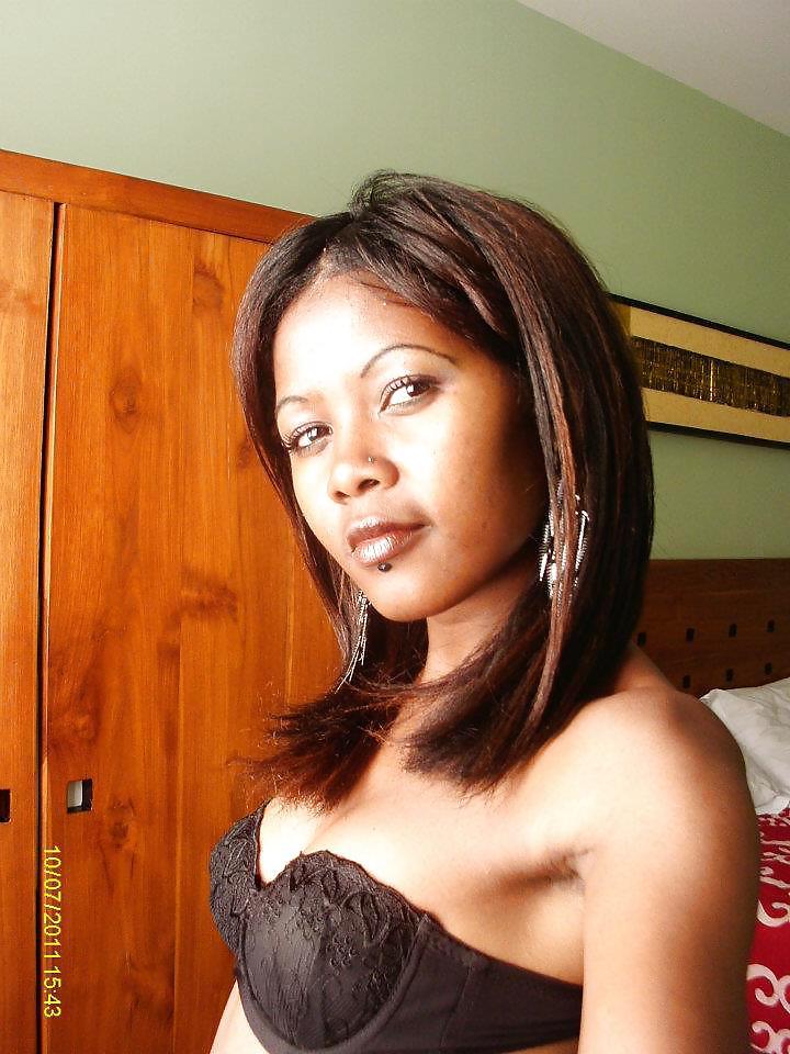 grosse femme noire